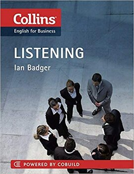 Business Listening: B1-C2 (Collins Business Skills and Communication) - фото книги