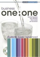 Business one:one Advanced. Student's Book with MultiROM - фото обкладинки книги