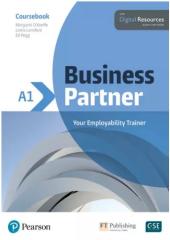 Business Partner A1 Student Book - фото обкладинки книги