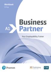 Business Partner A1 Workbook - фото обкладинки книги