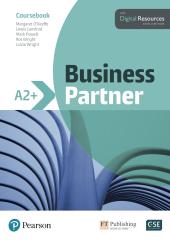 Business Partner A2+ Coursebook with Digital Resources - фото обкладинки книги