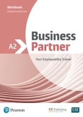 Business Partner A2 Workbook - фото обкладинки книги