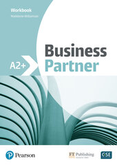 Business Partner A2+ Workbook - фото обкладинки книги