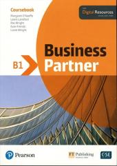 Business Partner B1. Coursebook - фото обкладинки книги