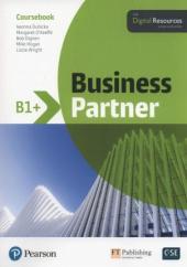 Business Partner B1+. Coursebook - фото обкладинки книги