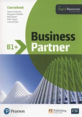 Business Partner B1+. Coursebook - фото книги
