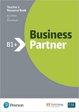 Business Partner B1+. Teacher's Book and MyEnglishLab Pack - фото книги