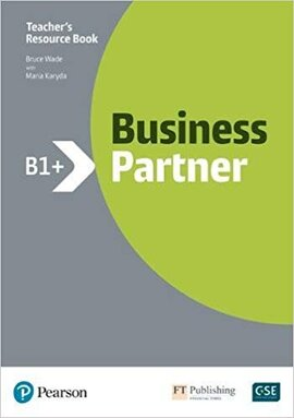 Business Partner B1+. Teacher's Book and MyEnglishLab Pack - фото книги