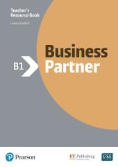 Business Partner B1 Teacher's Resource Book with MyEnglishLab - фото обкладинки книги