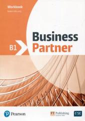 Business Partner B1. Workbook - фото обкладинки книги