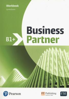 Business Partner B1+. Workbook - фото книги