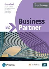 Business Partner B2. Coursebook - фото обкладинки книги