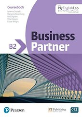 Business Partner B2. Coursebook + MyEnglishLab Pack - фото обкладинки книги