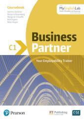 Business Partner C1 Coursebook with MyEnglishLab - фото обкладинки книги