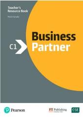 Business Partner C1 Teacher's Resource Book with MyEnglishLab - фото обкладинки книги