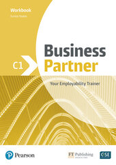 Business Partner C1 Workbook - фото обкладинки книги