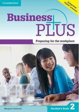 Business Plus Level 2 Student's Book: Preparing for the Workplace - фото книги