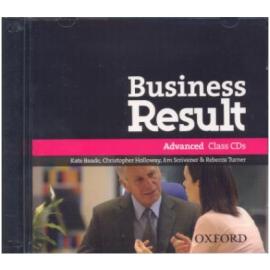 Business Result Advanced: Class Audio CDs (аудіодиск) - фото книги