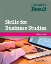 Business Result Advanced: Skills for Business Studies (підручник) - фото обкладинки книги