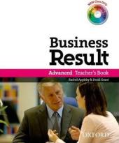 Business Result Advanced: Teacher's Book with DVD (книга вчителя + диск) - фото обкладинки книги
