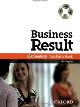 Business Result Elementary: Teacher's Book with CD-ROM (книга вчителя + диск) - фото книги