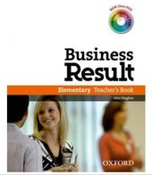 Business Result Elementary: Teacher's Book with DVD (книга вчителя + диск) - фото обкладинки книги