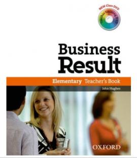 Business Result Elementary: Teacher's Book with DVD (книга вчителя + диск) - фото книги