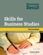 Business Result Intermediate Skills for Business Studies (підручник) - фото обкладинки книги