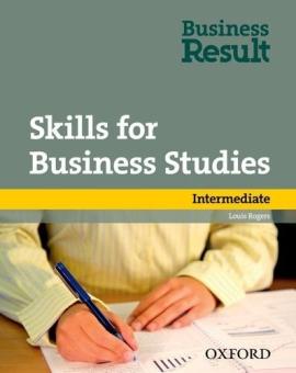 Business Result Intermediate Skills for Business Studies (підручник) - фото книги