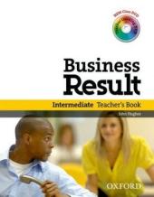 Business Result Intermediate: Teacher's Book with DVD (книга вчителя + диск) - фото обкладинки книги