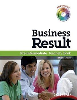 Business Result Pre-Intermediate: Teacher's Book with DVD (книга вчителя + диск) - фото книги