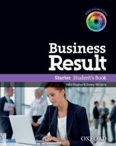 Business Result Starter: Student's Book with DVD (підручник + диск) - фото обкладинки книги