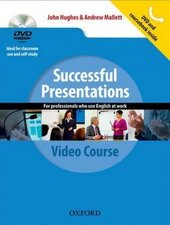 Business Result Success: Presentations Student's Book with DVD (підручник + диск) - фото обкладинки книги