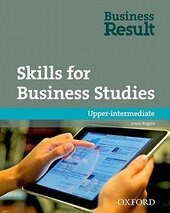 Business Result Upper-Intermediate Skills for Business Studies (підручник) - фото обкладинки книги