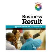 Business Result Upper-Intermediate: Teacher's Book with DVD (книга вчителя + диск) - фото обкладинки книги