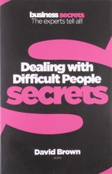 Business Secrets: Dealing With Difficult People Secrets - фото обкладинки книги