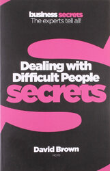 Business Secrets: Dealing With Difficult People Secrets - фото обкладинки книги