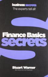 Business Secrets: Finance Basics Secrets - фото обкладинки книги