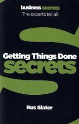 Business Secrets: Getting Things Done Secrets - фото обкладинки книги