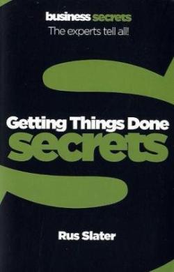 Business Secrets: Getting Things Done Secrets - фото книги