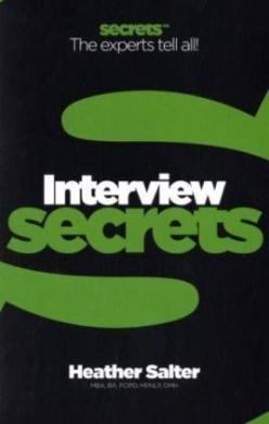Business Secrets: Interview Secrets - фото книги