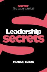 Business Secrets: Leadership Secrets - фото обкладинки книги