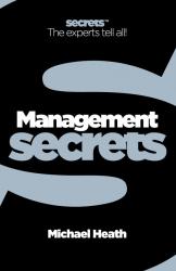 Business Secrets: Management Secrets - фото обкладинки книги
