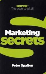 Business Secrets: Marketing Secrets - фото обкладинки книги