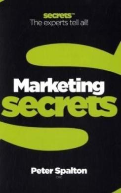 Business Secrets: Marketing Secrets - фото книги