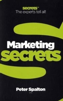 Business Secrets: Marketing Secrets - фото книги