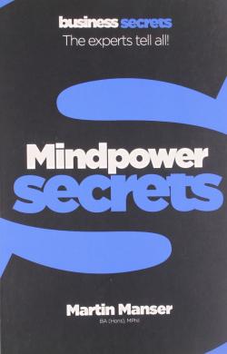 Business Secrets: Mindpower Secrets - фото книги