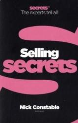 Business Secrets: Selling Secrets - фото обкладинки книги