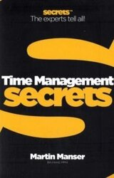Business Secrets: Time Management Secrets - фото обкладинки книги