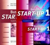 Business Start-up 1 Audio CD's (аудіодиск) - фото обкладинки книги